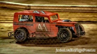 Arizona Speedway DwarfCar Feature