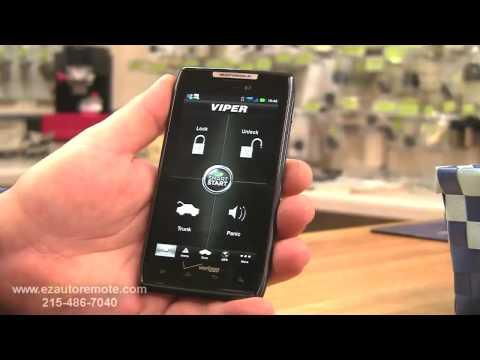 Viper Smart Start Demo | Remote Start Systems Fairless Hills PA 19030 215-486-7040