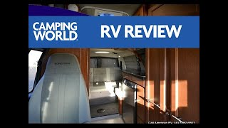 2017 Roadtrek 170 RV Review | Class B | Gas Motorhome | Ian Baker