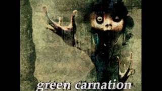 green carnation - purple door, pitch black