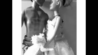 Twilight Dolls: Jacob❤️Rosalie Black and White