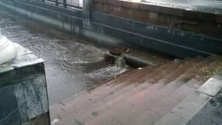 Потоп и ураган в орле