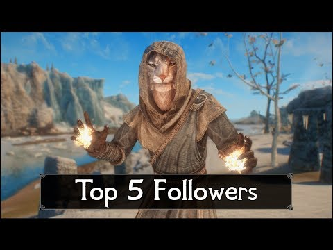 Skyrim: 5 Special Followers You Should Not Let Go in The Elder Scrolls 5: Skyrim thumbnail