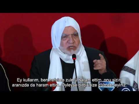 Şam Alimler Birliği Başkanı'ndan Gençlere Çağrı