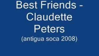 best friends claudette peters antigua soca 2008