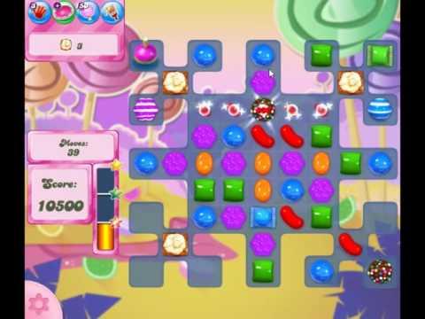 Candy Crush Saga Level 2607 - NO BOOSTERS