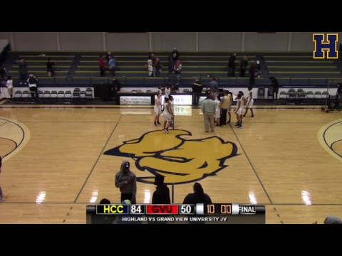 Highland Women's Basketball vs. Grand View University JV