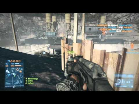 Battlefield 3 Gameplay Video análisis Review