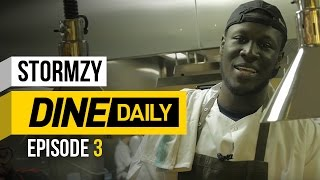 Stormzy: Dine Daily - Episode 03 | GRM Daily