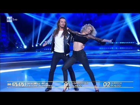 Il Jive di Giaro Giarratana e Veronica Lando - Spareggio finale - Ballando con le Stelle 24/03/2018