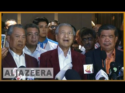 🇲🇾  Malaysia's opposition pulls off shocking election win | Al Jazeera English
