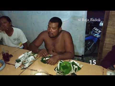 Si Raja Badok 02 / Menu Nasi Bungkus  Sego Kucing/Angkringan