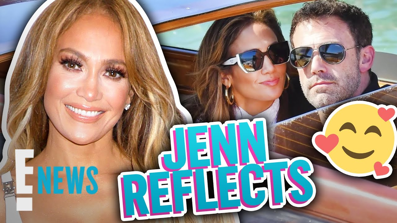 """Download Jennifer Lopez Reflects on """"Magical"""" Venice Trip With Ben Affleck 