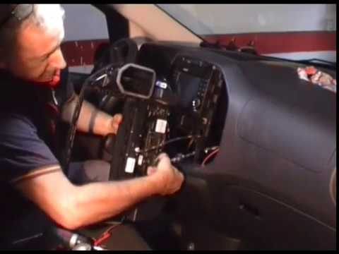 Radio vito / Instalación Gps Mercedes / How to remove the radio mercedes vito