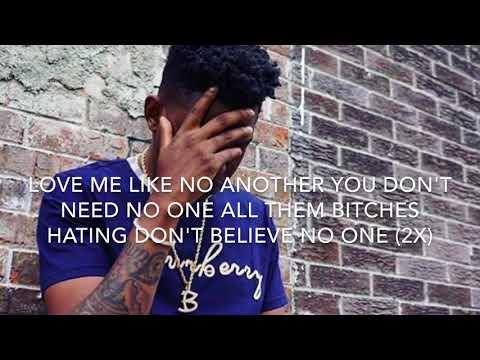 Yung Bleu   Miss It OnScreen Lyrics