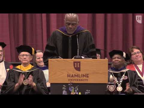 Justice Alan Page - Commencement 2019