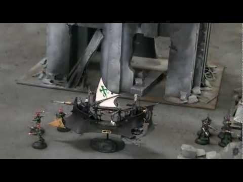 How to Pilot a Dark Eldar Raider