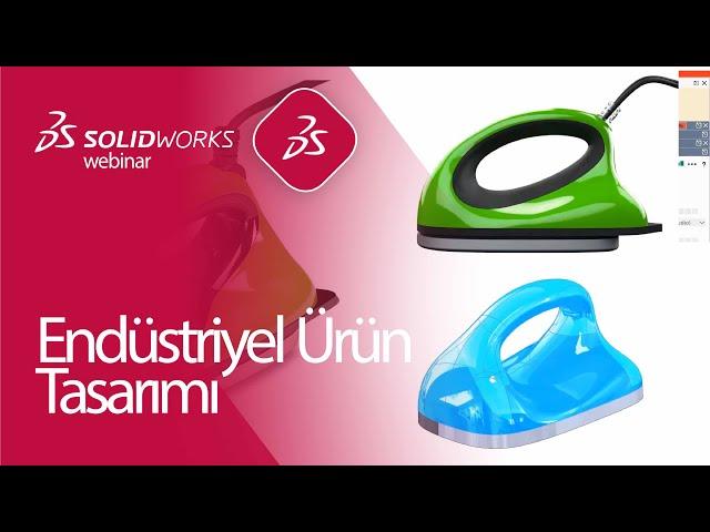 SOLIDWORKS Endüstriyel Ürün Tasarımı / UYGULAMALI EĞİTİM