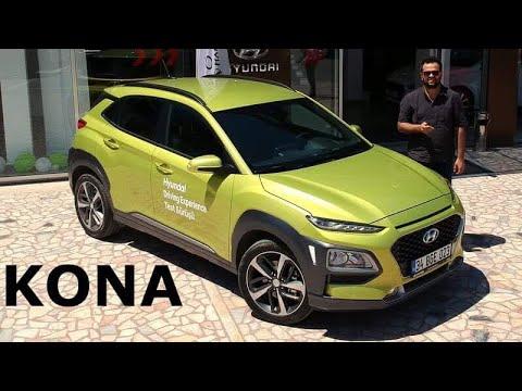 Test - Hyundai Kona