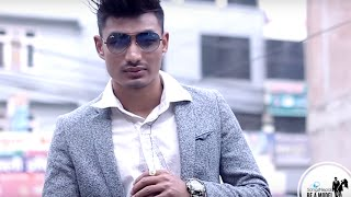 Puskar Gurung - Photoshoot and Video Profile - Be A Model | New Nepali Model Video 2016