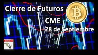 ⛔Cierre Futuros Bitcoin CME - Análisis Diario bitcoin/btc