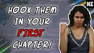 9 Ways To Write A Killer First Chapter | Writing Advice