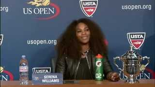 Serena Williams Reflects On 2012 US Open Title