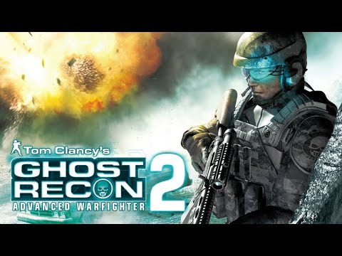 Tom Clancy's Ghost Recon Advanced Warfighter 2 Full Playthrough (Xbox X) 2019