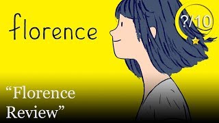 Florence Game Review [iOS & Android] (Video Game Video Review)