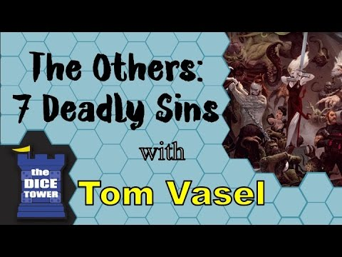 The Others: 7 Deadly Sins Review - with Tom Vasel