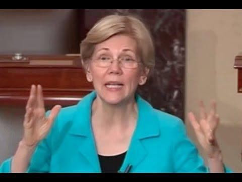 Elizabeth Warren CRUSHES Trumpcare and DESTROYS Trump & His Lackeys in #HoldtheFloor Speech