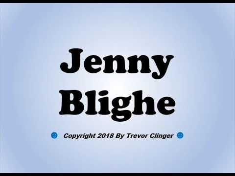 Jenny Blighe Nude Photos 89