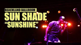 "Jamaican Reggae Music: Sun Shade - ""Sunshine"" at The Beachland Ballroom"