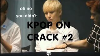 K-POP IDOL 2018 KPOP ON CRACK | BEST FUNNY MOMENTS #2