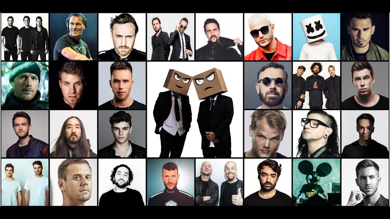 Download Djs From Mars - The Best Of EDM 2010 - 2020 Megamashup