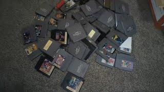 51 NES GAMES!?! LIVE Garage Sale Pickups Retro Video Game Hunting Week 21 : - MaximusBlack