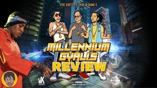 Vybz Kartel X Shawn Storm & Shane O - Millennium Gallis (Honest Review)