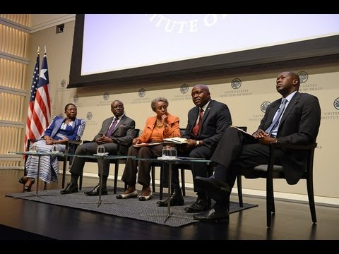 Partnering for a Shared Vision of Liberia's Economic Future (Part 3 of 3)