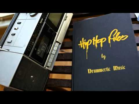 HipHop Files by Drummertic Music (Promo Video)