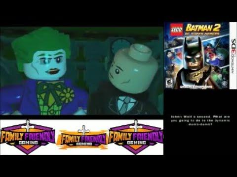 Lego Batman 2 DC Super Heroes 3DS Episode 10