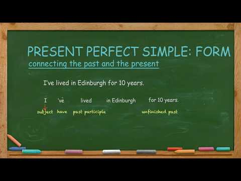 how-to-use-the-present-perfect-simple