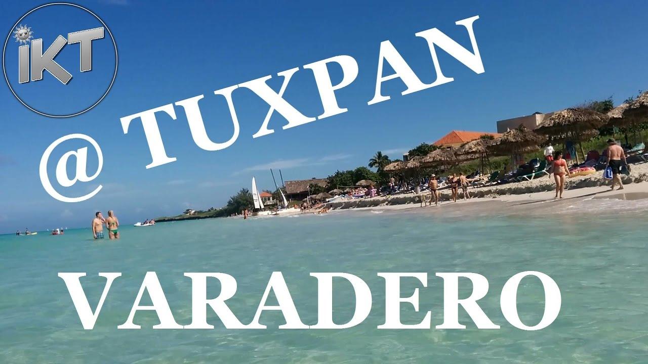 The beach tuxpan resort varadero cuba