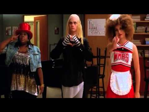 Glee - Dammit Janet (Full Performance) (Official Music Video) HD