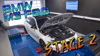 BMW M3 F80 |  Stage 2 Leistungssteigerung