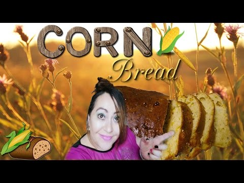 BEST CORNBREAD 🌽🍞 Easiest Recipe | Mealie Bread 🌽🍞