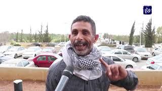 ساحات مسشفى الملك المؤسس لا تستوعب سيارات المراجعين - أخبار الدار