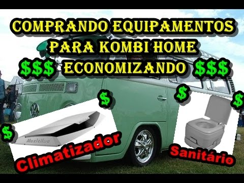 comprando equipamentos para kombi home economizando v deo 1 de 2 youtube. Black Bedroom Furniture Sets. Home Design Ideas