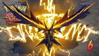 Pokémon RO StarterLocke Ep.6 - NO SOLO ZAPDOS ES EL PROBLEMA