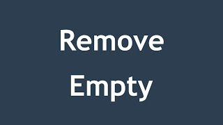 [ jQuery In Arabic ] #12 - Html - Remove / Empty Element