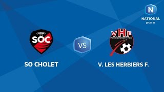 Cholet vs Les Herbiers full match